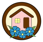 The Calico Cottage Quilt Shop Logo