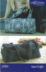 Ideal Duffle - bag pattern