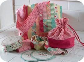 Learn To Sew Accessories Tote Bag Kit