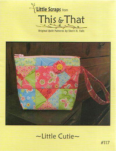 Little Cutie - purse pattern
