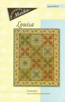 Louisa - quilt pattern