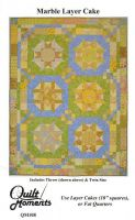 Marble Layer Cake - quilt pattern