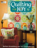 Quilting For Joy - quilt book