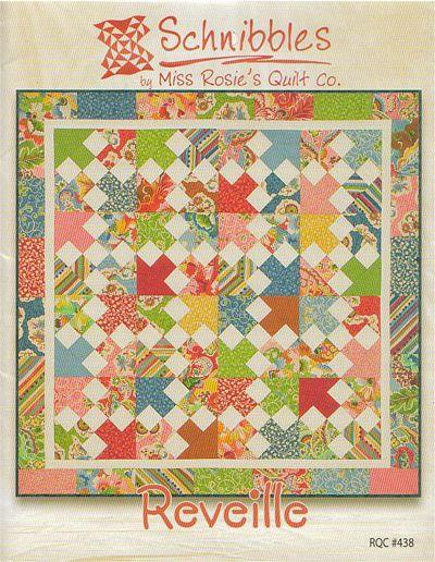 Reveille - quilt pattern