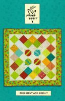 Shiny And Bright - quilt pattern