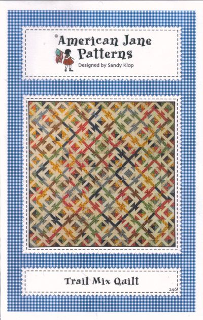 Trail Mix Quilt Quilt Pattern American Jane Patterns
